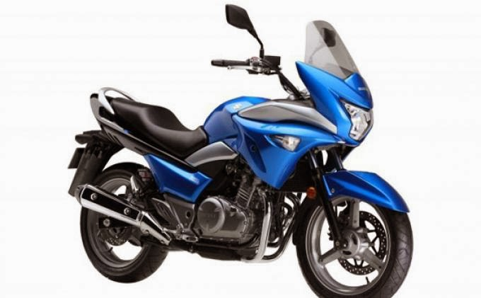 Suzuki GW250 Inazuma 2015 Model Naked / Roadster Motor