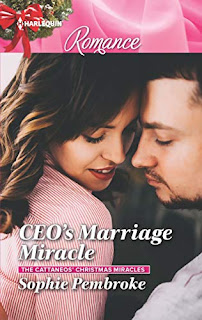 CEO's Marriage Miracle cover