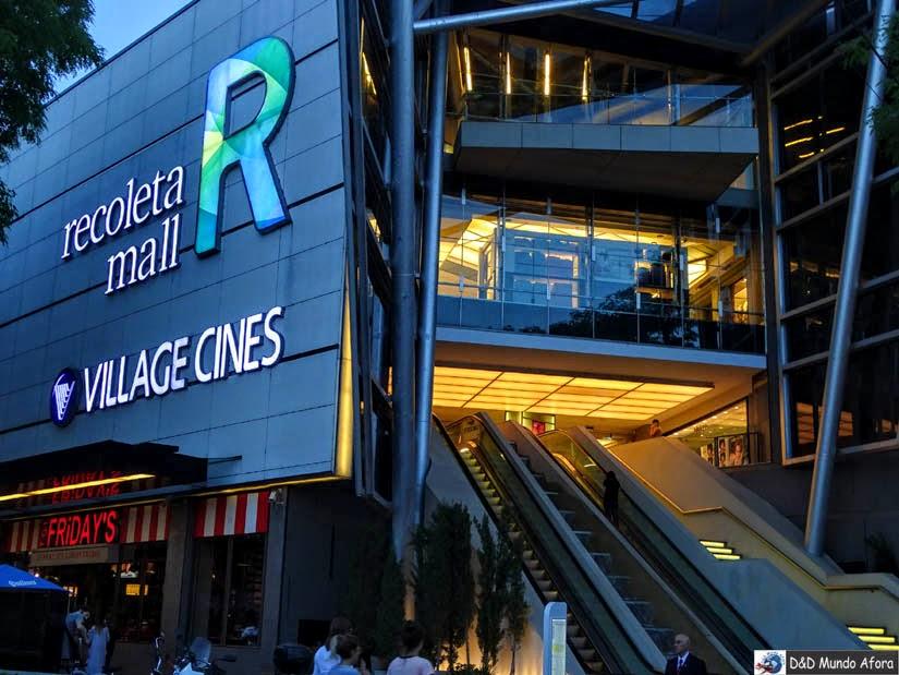 Recoleta Mall - 8 lugares para comprar em Buenos Aires, Argentina