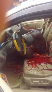 Graphic Photos: Broad Day Light Murder At School Road Junction Owerri 1