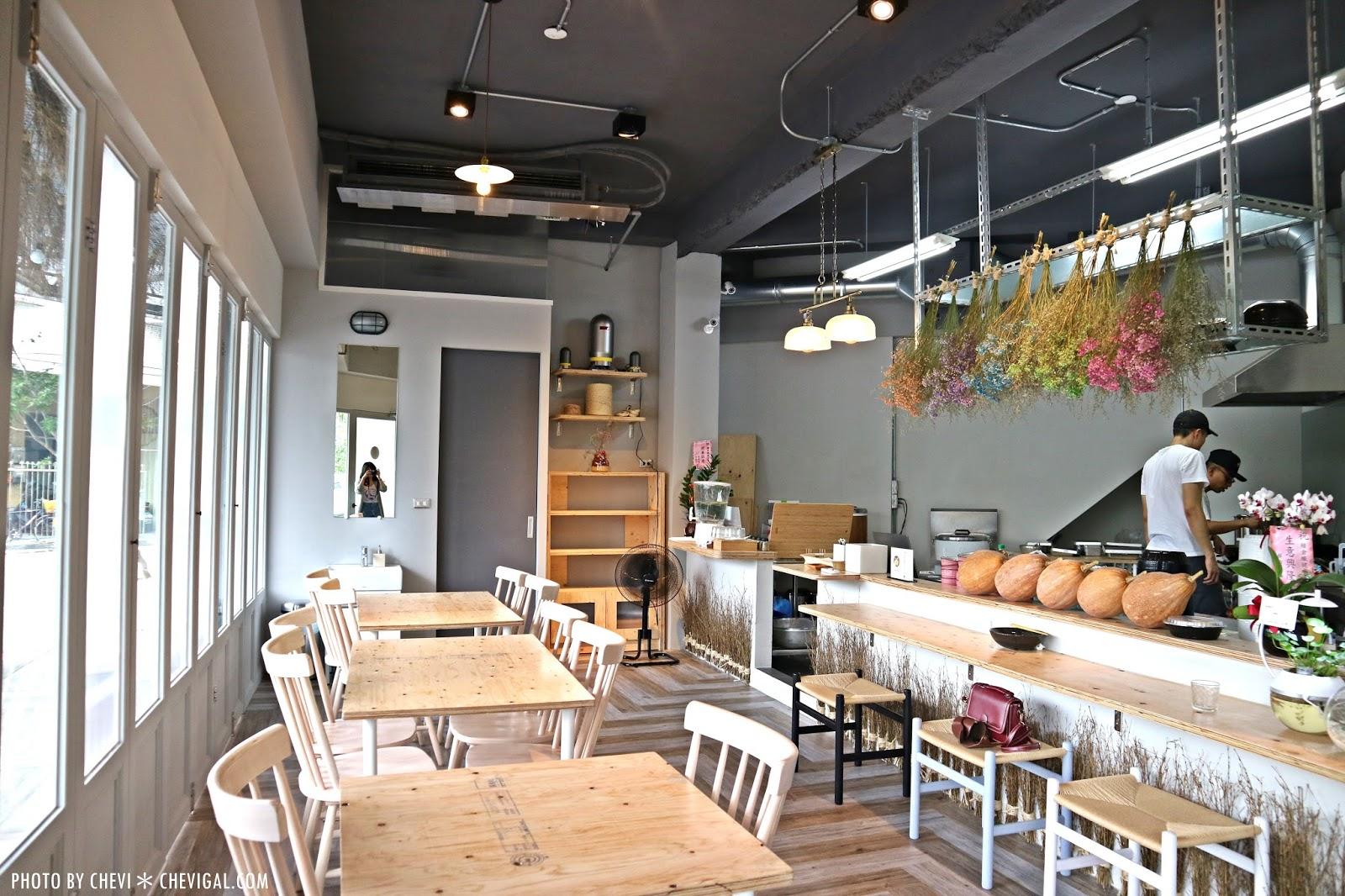 IMG 9640 - 台中北區│糧倉 纖健水煮*隱身在柳川西路的文青小店。清爽水煮料理讓你吃到鮮甜原味