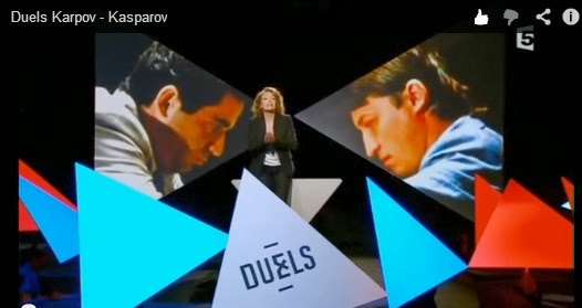 Duel sur France 5 : Kasparov vs Karpov © France 5