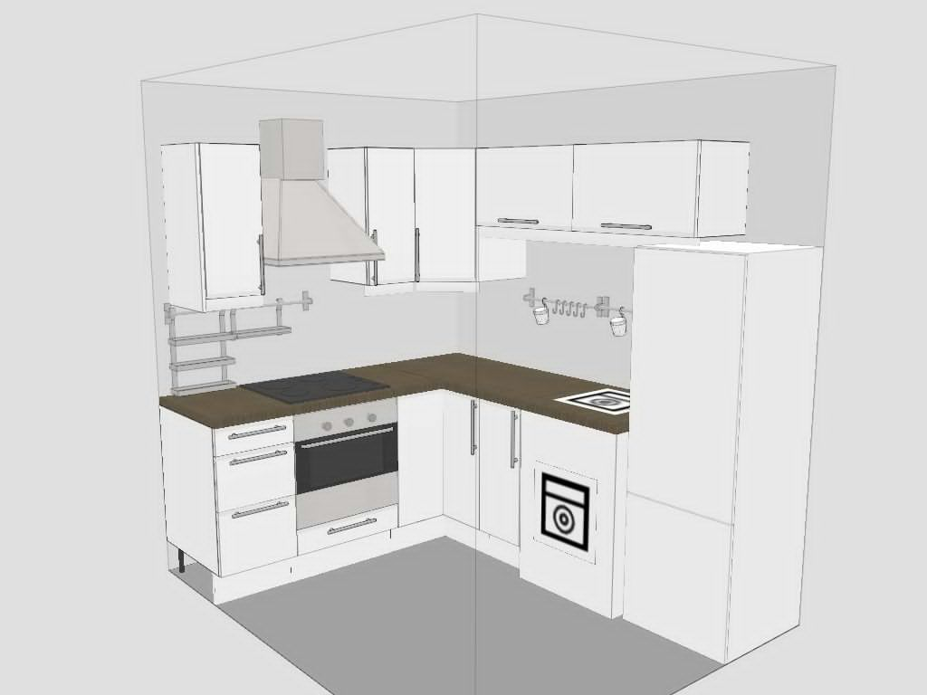 Design Small Kitchen Layout Complex Packages Home Cheap Solution
