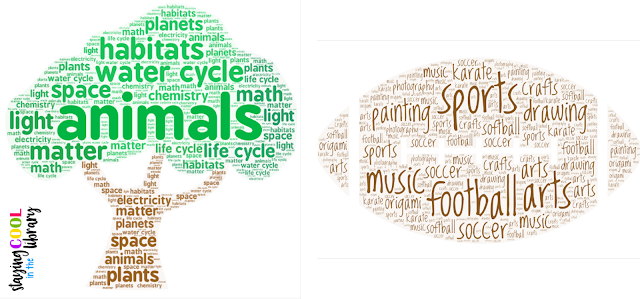 lesson plans,activities, word clouds, wordle