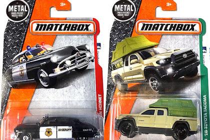 Bocoran Matchbox Box B 2017