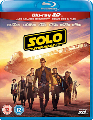 Solo A Star Wars Story 3D [BD25] [Latino]