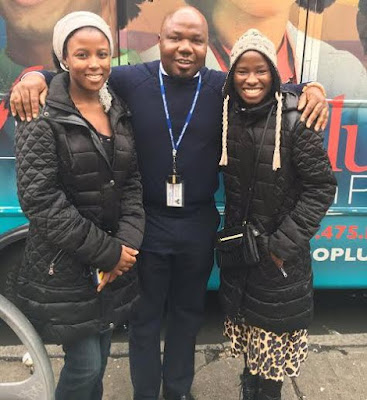 Photo: Chibok girls who jumped out of moving truck to escape from Boko Haram now college students in the US