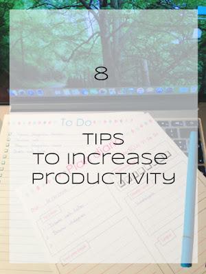 tips productivity
