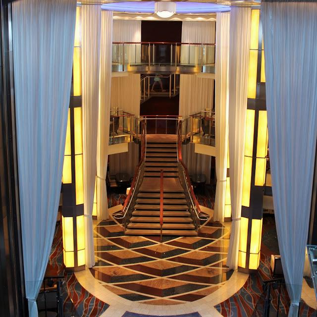 Celebrity Equinox Lobby