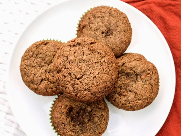Peaks Coaching Group Spiced Sweet Potato Muffins Recipe