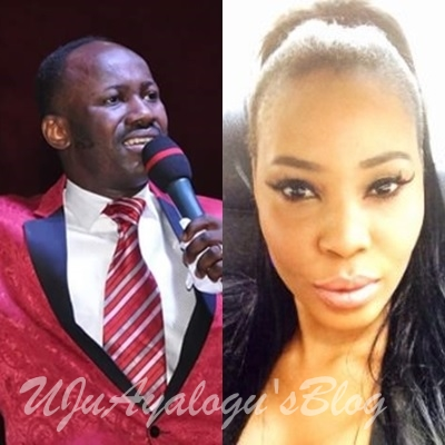BREAKING News: WATCH VIDEO!!! Apostle Suleiman Pay Girls N400k Per Night - Alleged 'Pregnant Lover' Makes Shocking Revelations