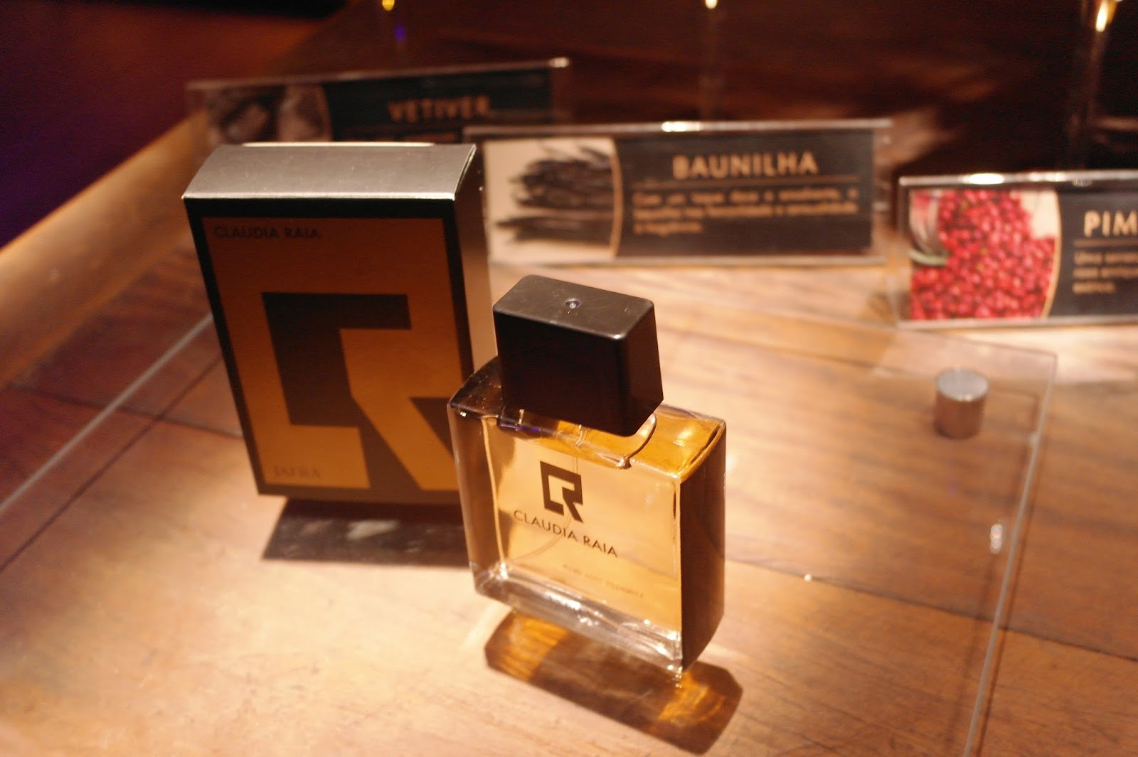 Claudia Raia e Jafra lança perfume SP vem conferir
