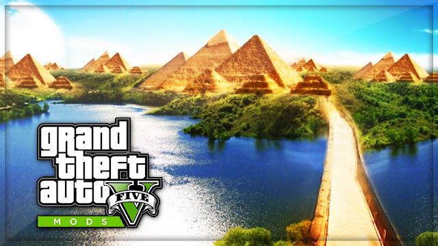 تحميل لعبة جاتا جراند المصرية برابط مباشر ميديا فاير مضغوطة مجانا Download gta Grand Egyptian