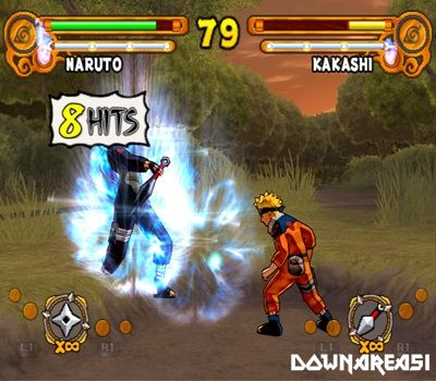 Naruto Ultimate Ninja 3 PS2 ISO - Download Game PS1 PSP Roms