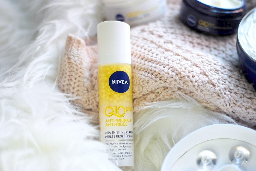 Nivea Q10 Plus Replenishing Pearls Serum review