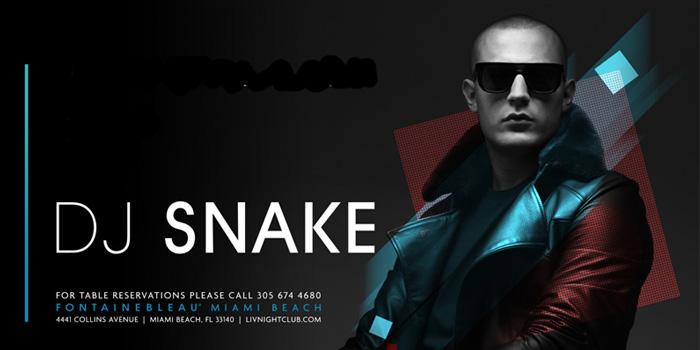 DJ Snake 人気曲おすすめ代表曲