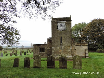St Marys Church Fridaythorpe