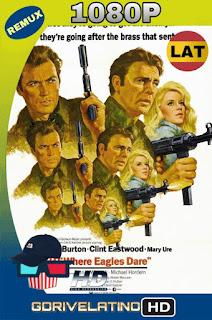 El Desafio de las Aguilas (1968)[CAS][LAT] BDREMUX 1080P MKV