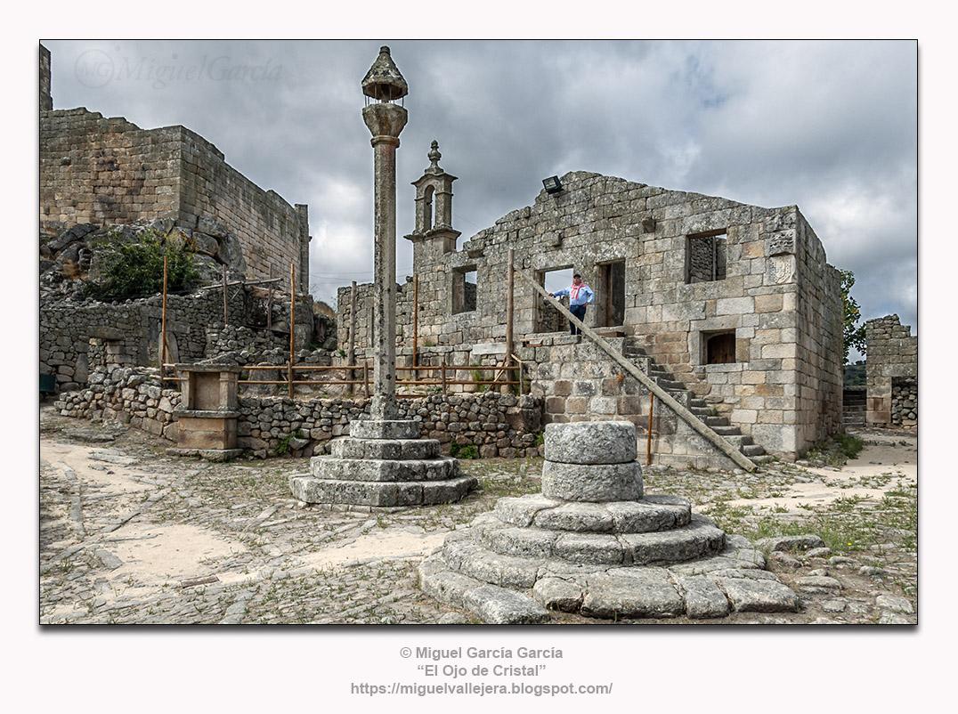 Castelo de Marialva, Pelourinho.