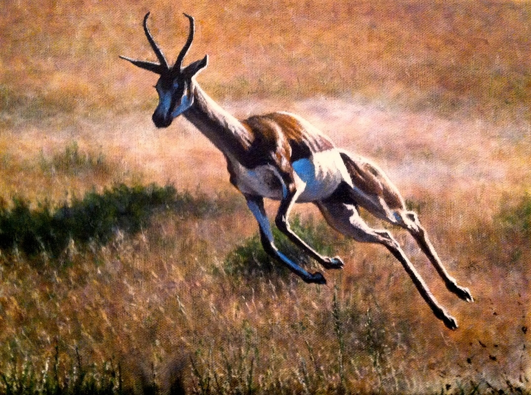 09-Gazelle-Nick-Sider-Realistic-Animal-Paintings-more-than-a-Photo-Image-www-designstack-co