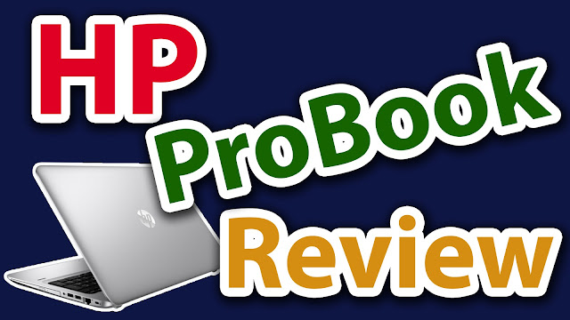 HP Probook Review 450 g4 unboxing