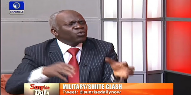 Falana asks AGF to prosecute soldiers involved in Zaria 'massacre'