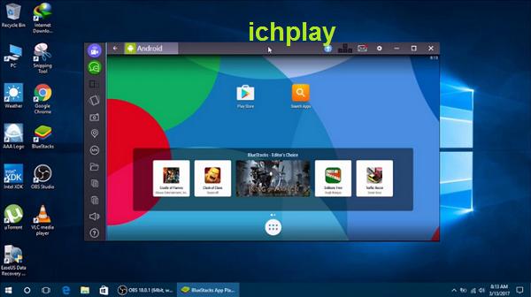 Tải BlueStacks App Player Mới Nhất Cho PC Win 7 8 8.1 10 XP Miễn Phí 4