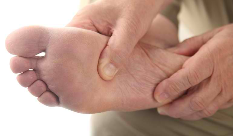 Sharp Heel Pain In The Foot Diagnosis