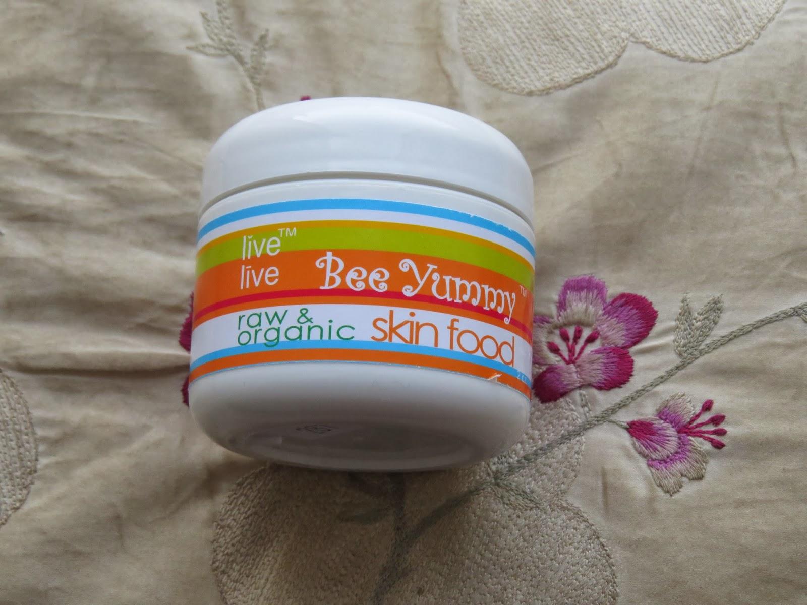 Bee yummy skin food