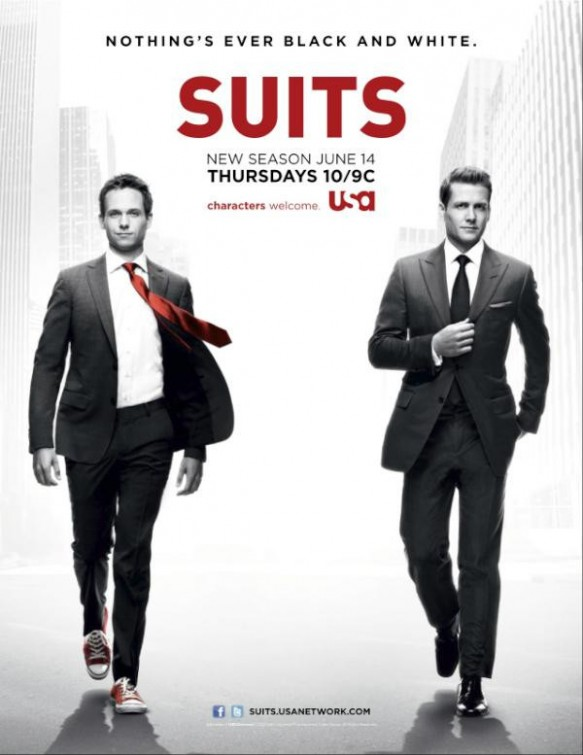 To Da Loos Who Is The Art In Harvey Specter S Office On Suits By