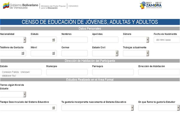 REGISTRO DE INSCRIPCIÓN PARA LA FORMACION DE EMPRENDIMIENTO EN ACTIVIDADES SOCIO PRODUCTIVAS