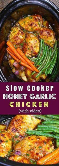 Cooker Honey