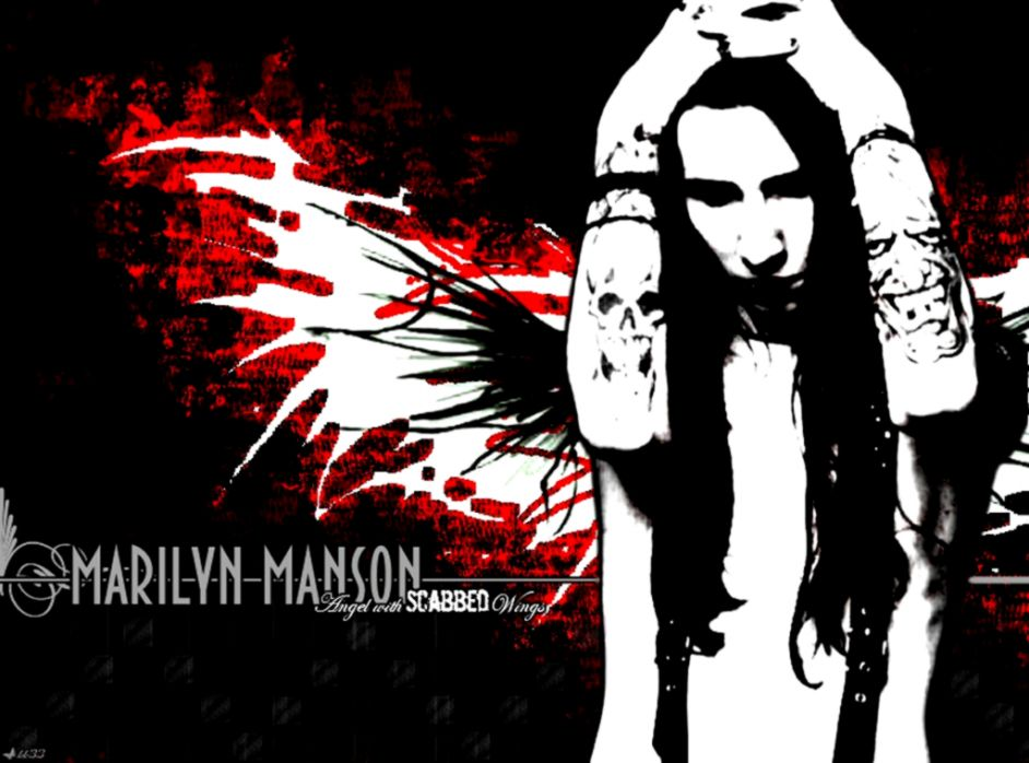 Marilyn Manson Wallpaper Wallpapers Sensei
