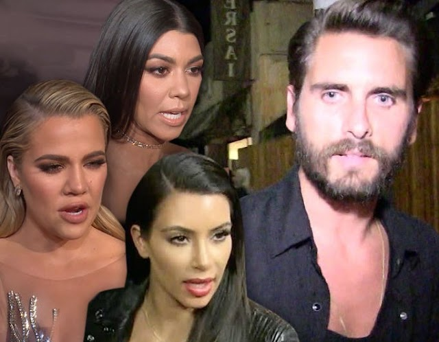 Scott Disick REVENGE CAMPAIGN AGAINST KOURTNEY Killed Relationship with Kardashians