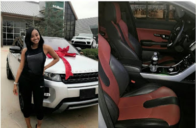 Money Plenty: Woman Buys Range Rover For Her Teenage Daughter As Birthday Gift