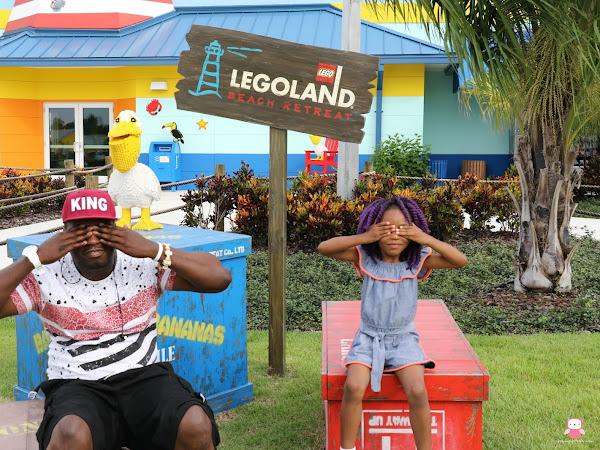 LEGOLAND® Beach Retreat Florida - #BuiltForKids