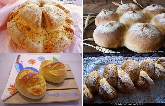 Pan casero. Julia y sus recetas