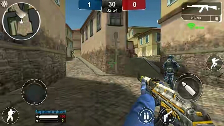 tải game Biệt Kích Online blackberry