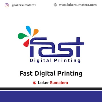 Lowongan Kerja Pekanbaru: Fast Digital Printing April 2021