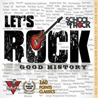 Lets Rock Good History 2017