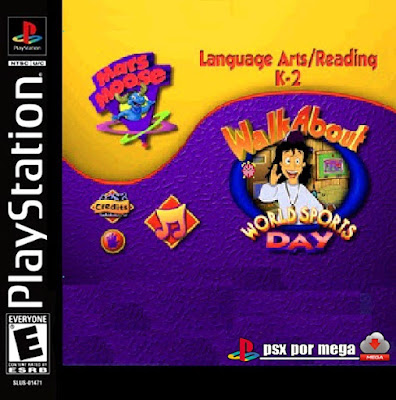 descargar mars mouse adventure walkabout 3 : world  sports day psx mega