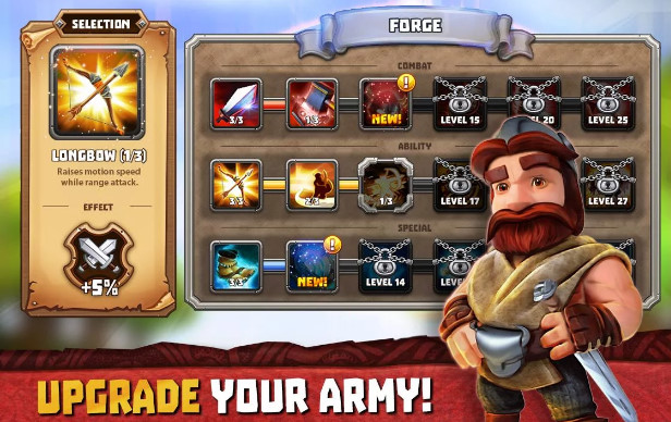 Tiny Armies - Online Battles MOD APK 1.2 Unlimited Money MOD Download For Android