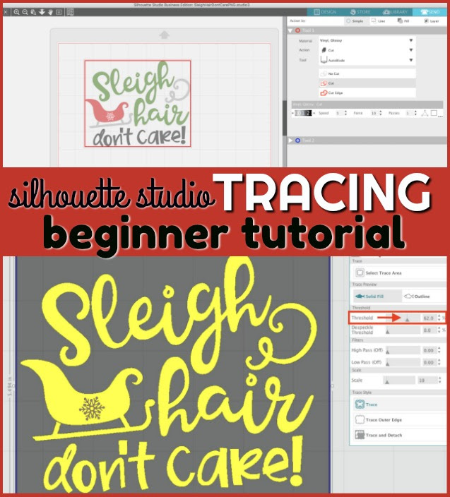 silhouette cameo tutorial for beginners, silhouette cameo for beginners, silhouette cameo tutorials for beginners
