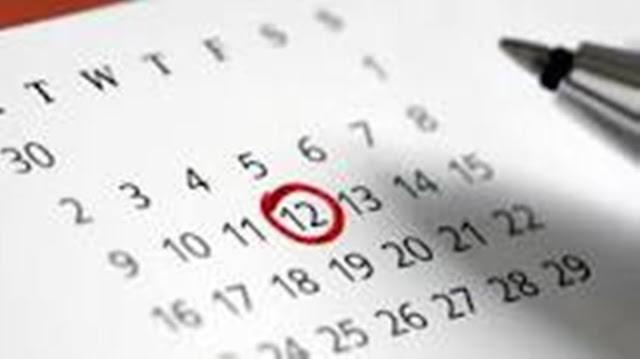 Sah !! Libur Nasional Dan Cuti Bersama 2018, Jatah Libur PNS Jadi 33 Hari ! Berikut Rinciannya
