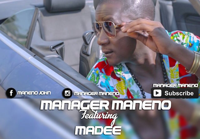 MANAGER MANENO FT MADEE - WANATAMAN