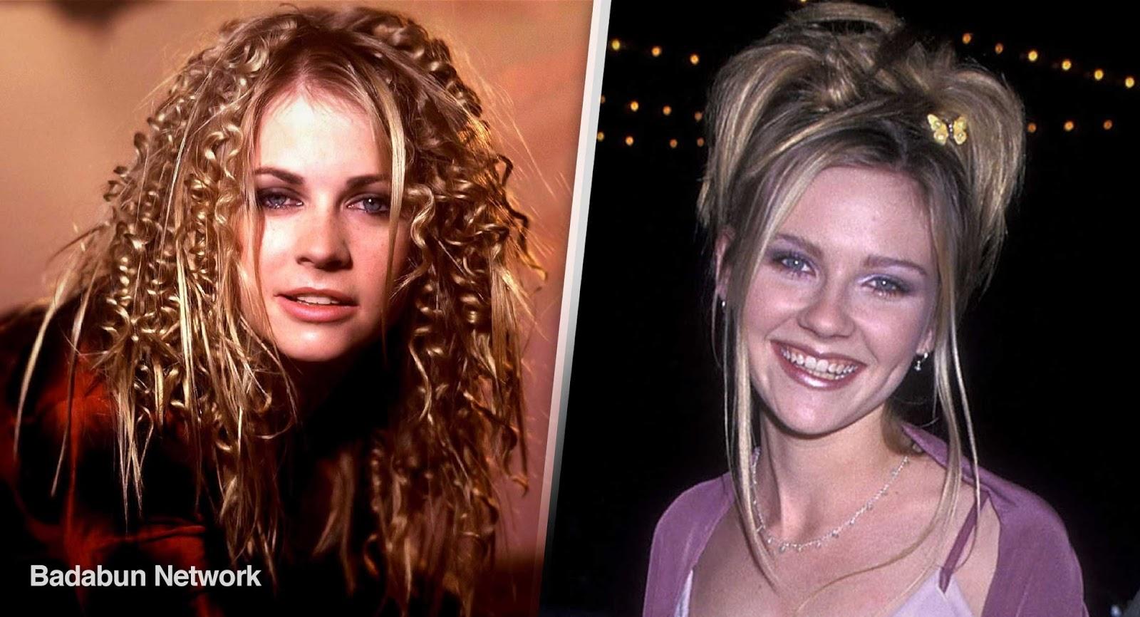 Espectacular peinados de los 90 Fotos de estilo de color de pelo - Peinados De Los 90 Para Mujeres
