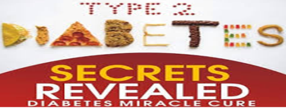 Finally revealed! The permanent cure for Type II Diabetes