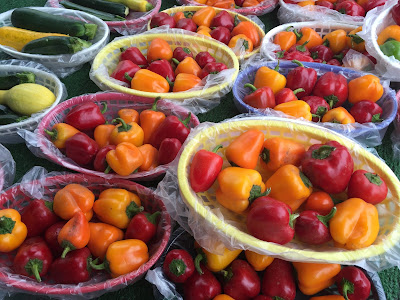 Southern California Farmersmarkets Saturday