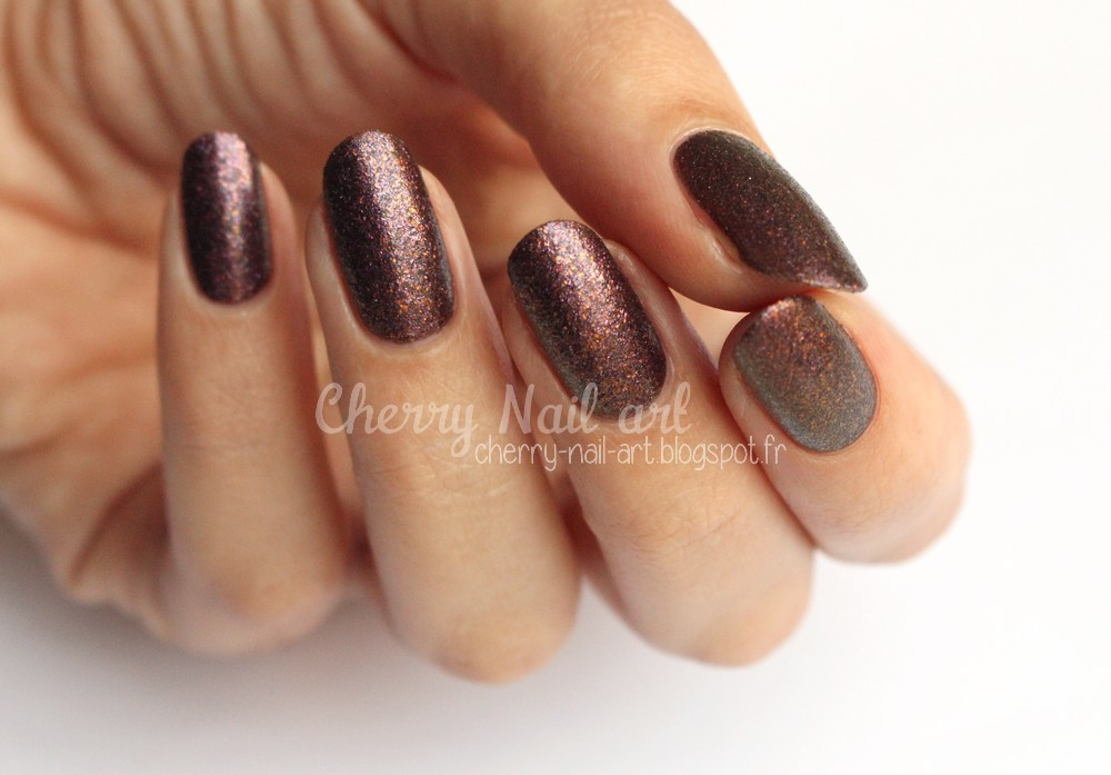 vernis color club 1044 Fierce collection seven deadly sins