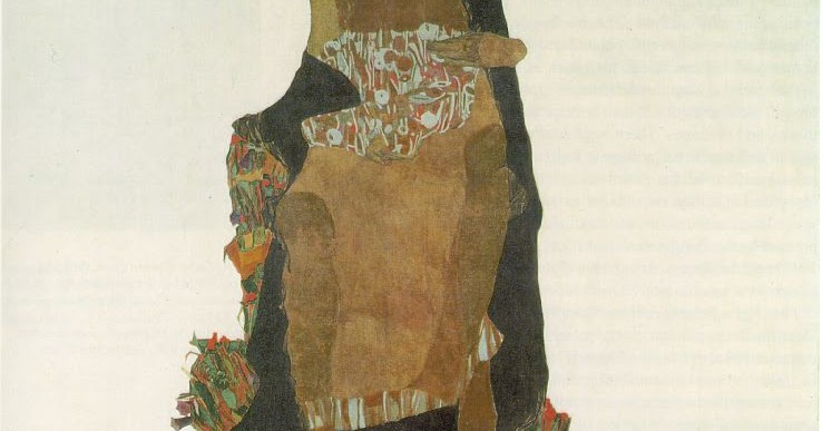 Solitary Dog Sculptor I  Painter  Egon Schiele - Part 15 - 12 images -  Links to his works - Links a sus trabajos 768b5cd5e549e